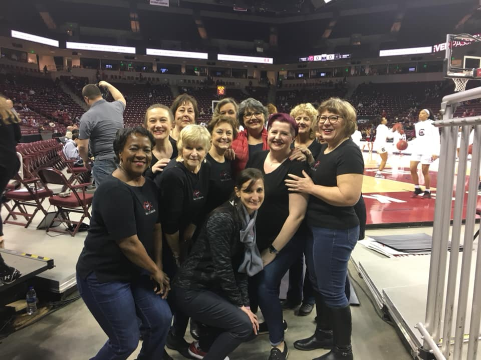 Lady Gamecocks Basketball Game